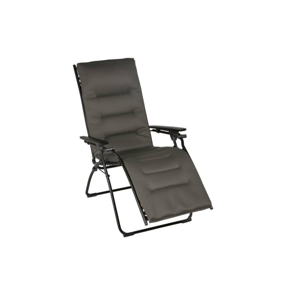 chaise longue de jardin transat bain de soleil au meilleur prix fauteuil relax evolution air. Black Bedroom Furniture Sets. Home Design Ideas