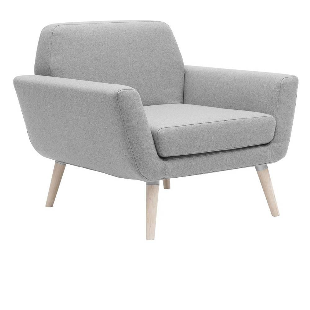 fauteuil scope scandinave bois tissus Résultat Supérieur 5 Impressionnant Fauteuil Style Image 2017 Ldkt
