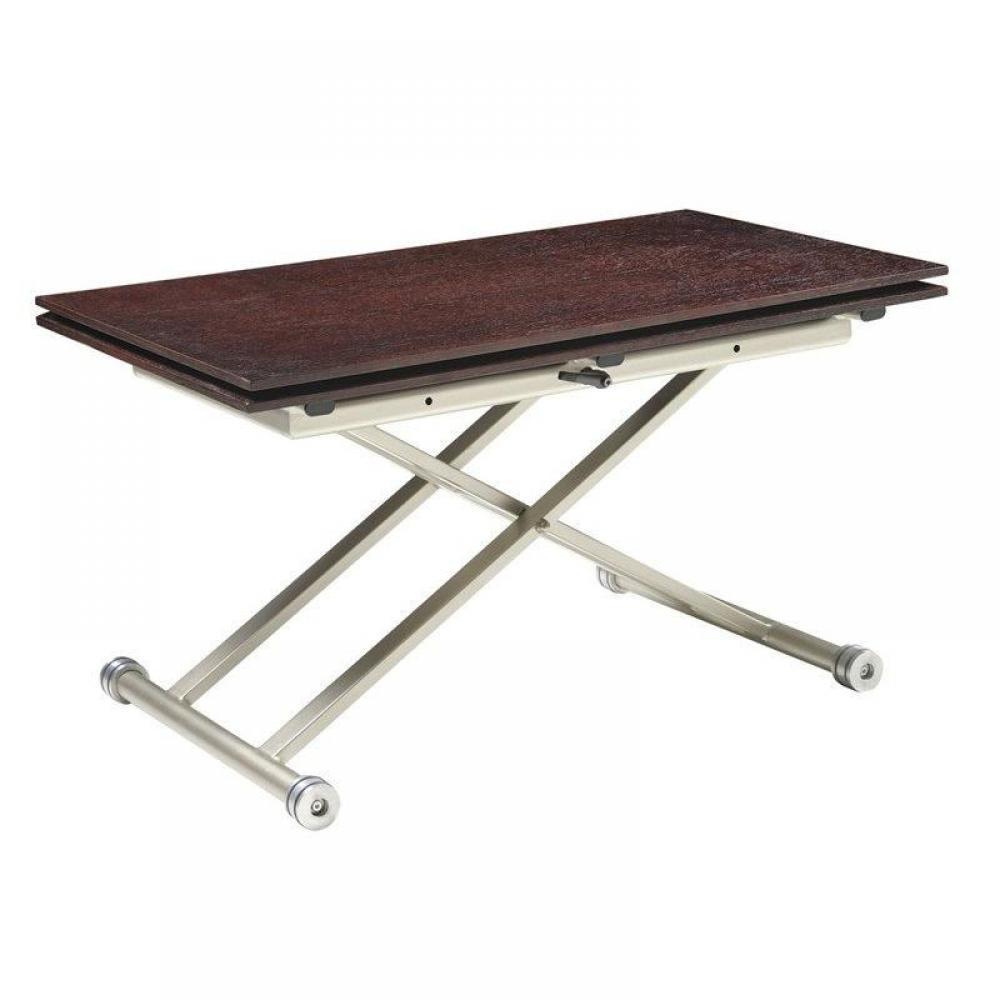 Table relevable design ou classique au meilleur prix table basse free weng - Petite table basse relevable ...