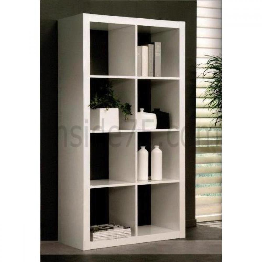 biblioth ques tag res meubles et rangements gloss. Black Bedroom Furniture Sets. Home Design Ideas