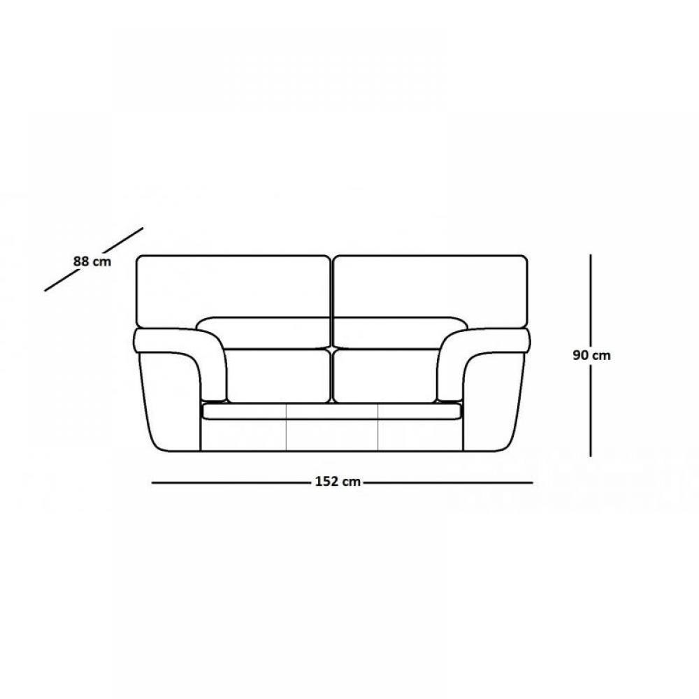HELIOS canapé cuir