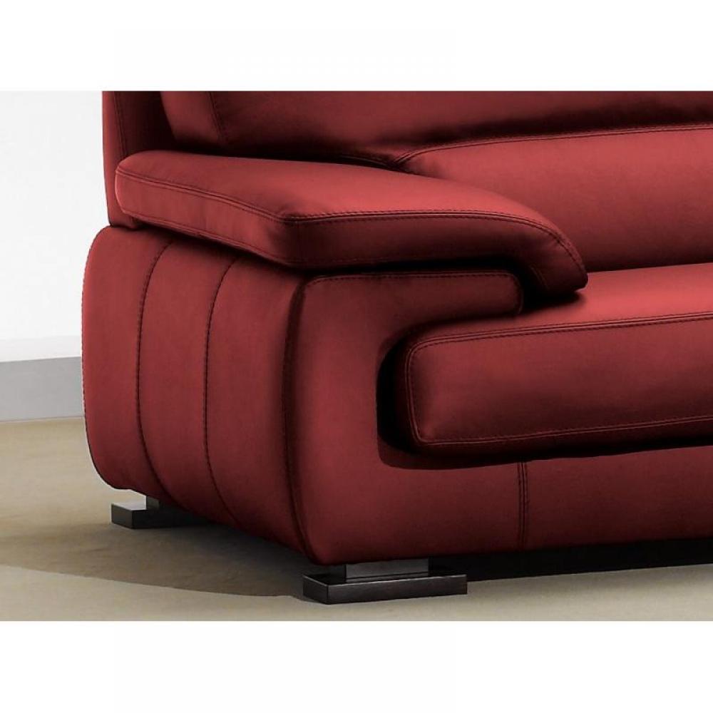 Canap fixe confortable design au meilleur prix hermes for Canape 2 places fauteuil assorti