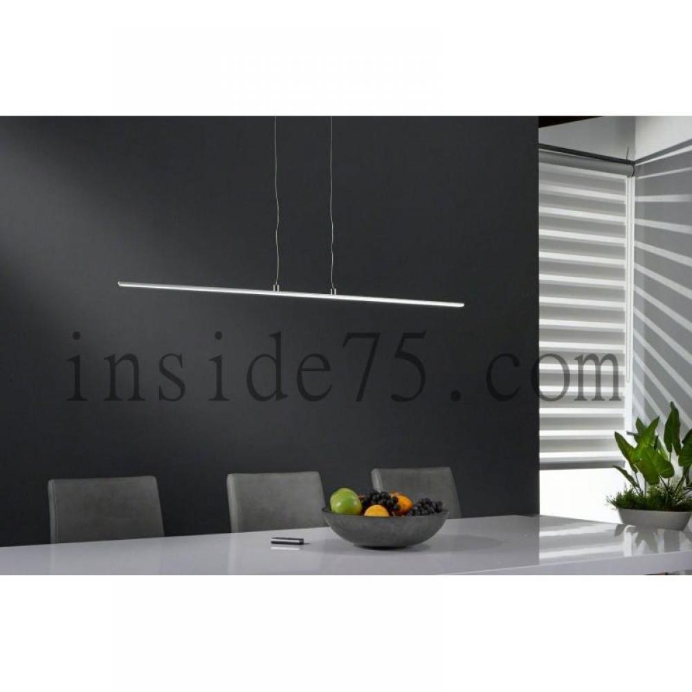 Luminaires luminaires suspension horizon clairage led 15 w inside75 - Plafonnier suspendu design ...