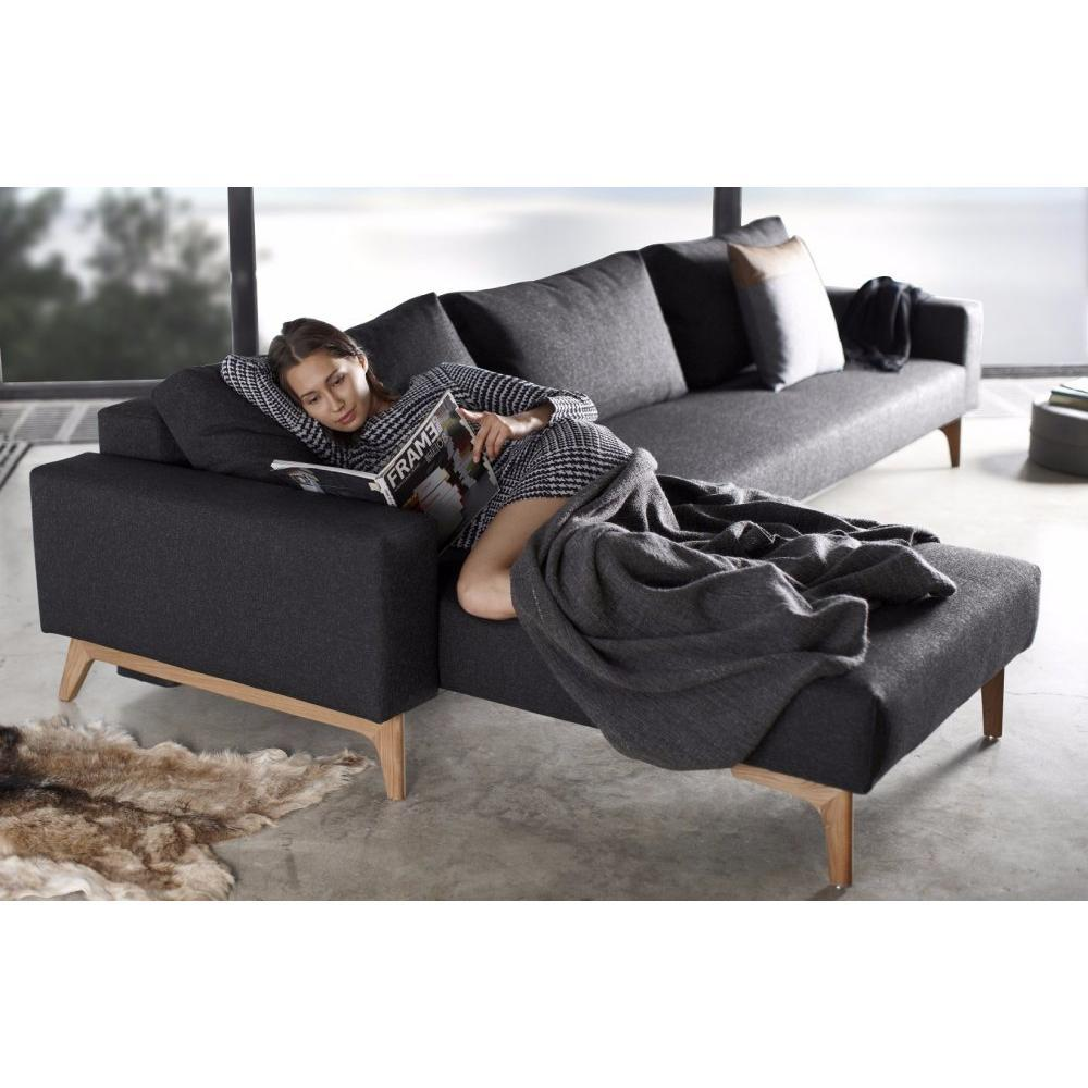 canap convertible au meilleur prix canap design idun lounger twist black convertible lit 200. Black Bedroom Furniture Sets. Home Design Ideas