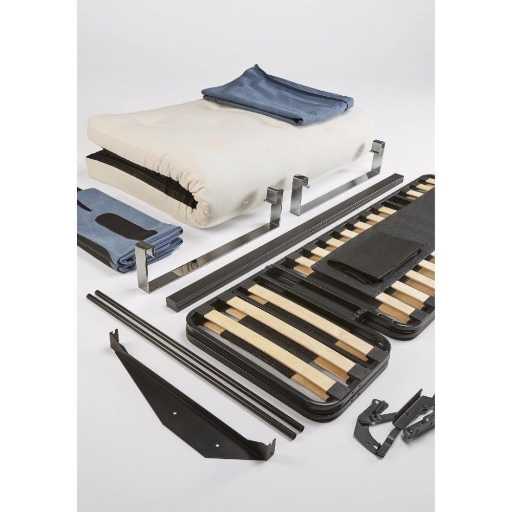canap banquette futon convertible au meilleur prix innovation living clic clac minimum. Black Bedroom Furniture Sets. Home Design Ideas