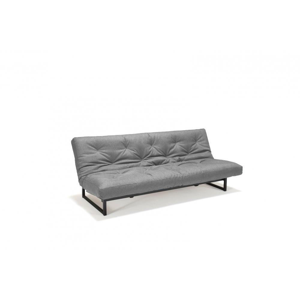 canap lit clic clac au meilleur prix clic clac design fraction flashtex light grey convertible. Black Bedroom Furniture Sets. Home Design Ideas