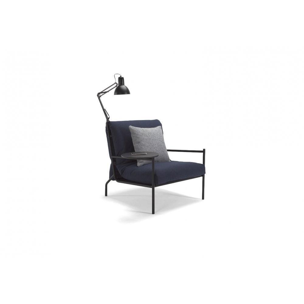fauteuils convertibles canap s et convertibles innovation living fauteuil design noir bleu. Black Bedroom Furniture Sets. Home Design Ideas