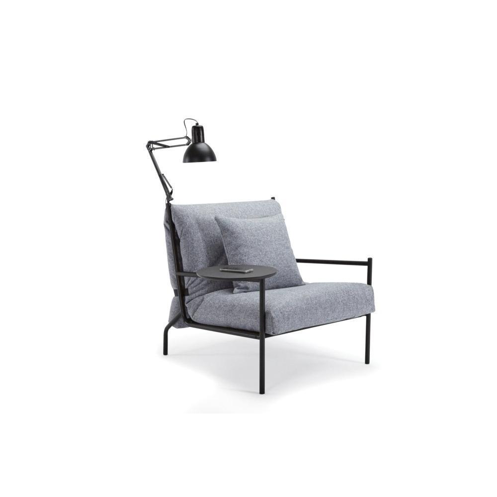 fauteuils convertibles canap s et convertibles innovation living fauteuil design noir gris. Black Bedroom Furniture Sets. Home Design Ideas
