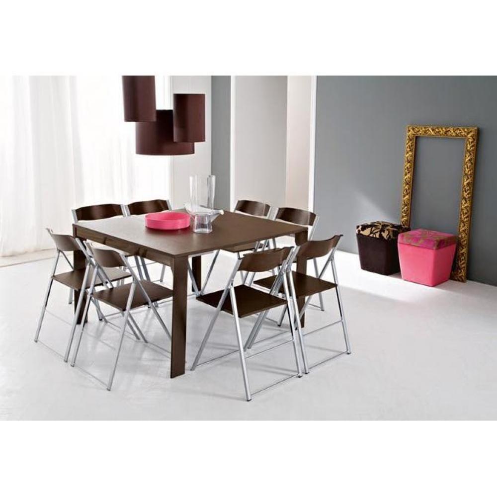 Console extensible le gain de place tendance au meilleur prix console extensible integrale 8 - Table extensible rallonges integrees ...