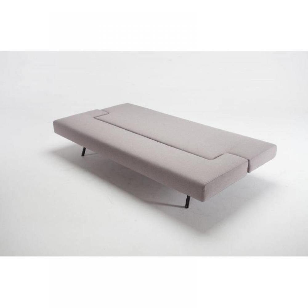 canap s ouverture express canap lit design isley gris. Black Bedroom Furniture Sets. Home Design Ideas