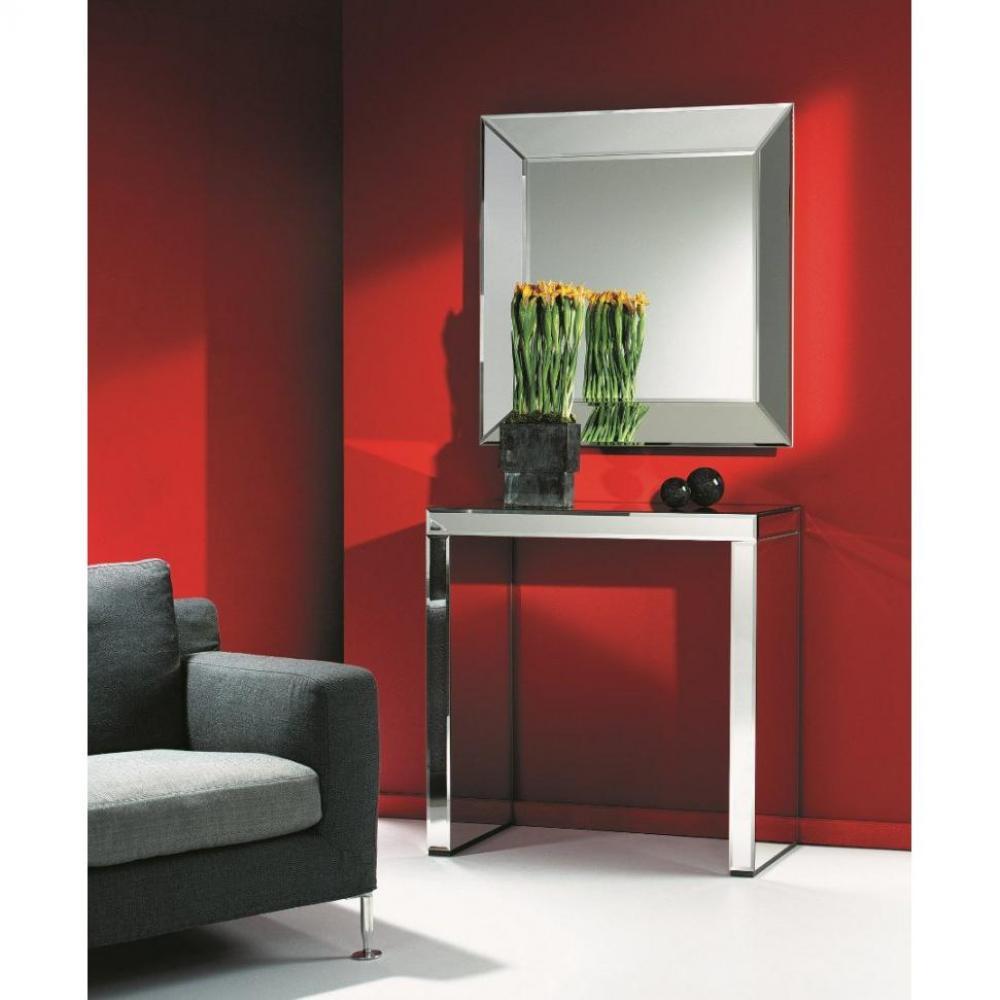Miroirs d coration et accessoires keops miroir mural for Miroir mural design