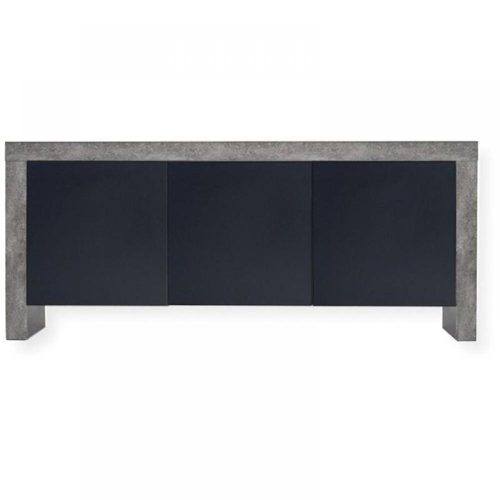 Buffets bas meubles et rangements temahome kobe buffet - Buffet meuble design ...