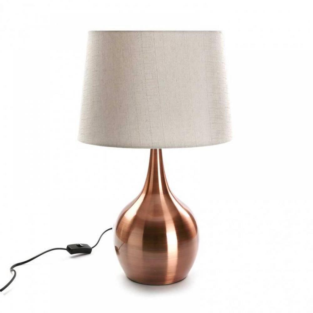 lampes luminaires lampe cuivren en cuivre style retro inside75. Black Bedroom Furniture Sets. Home Design Ideas