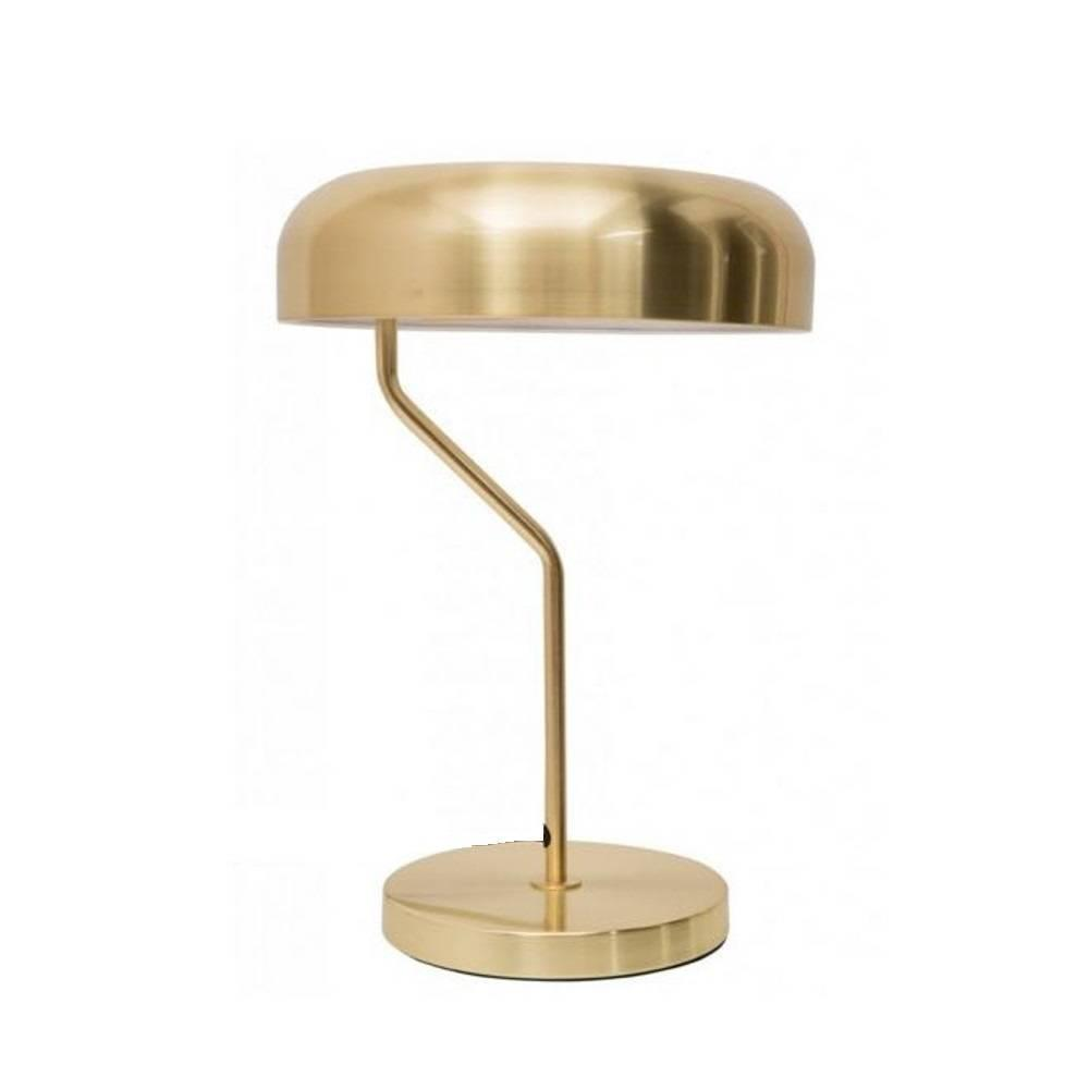 Lampe ECLIPSE en laiton style retro