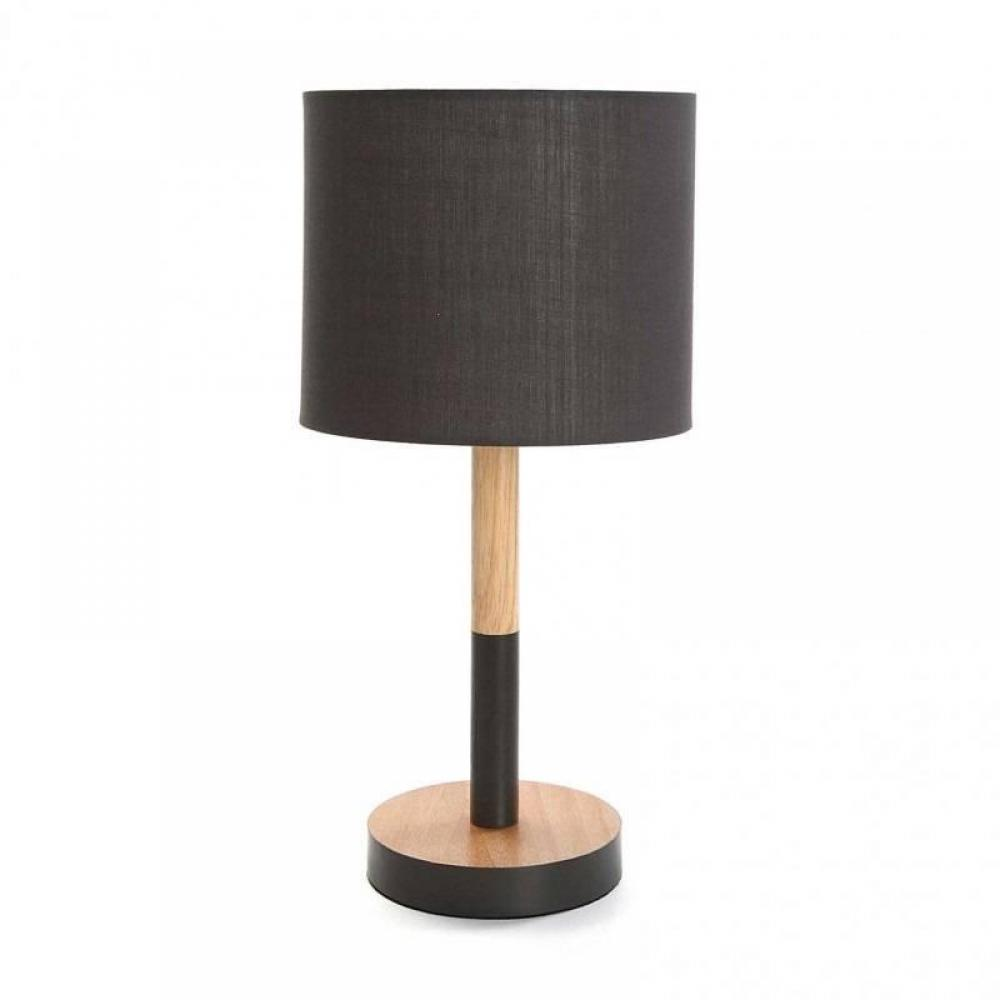 luminaires luminaires lampe poser laho style scandinave noir inside75. Black Bedroom Furniture Sets. Home Design Ideas