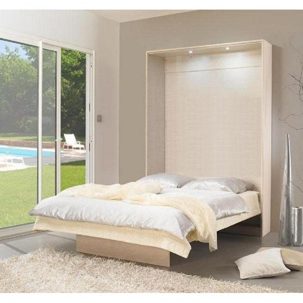 Armoire lit escamotables au meilleur prix armoire lit escamotable jacquelin - Lit escamotable 1 place ...