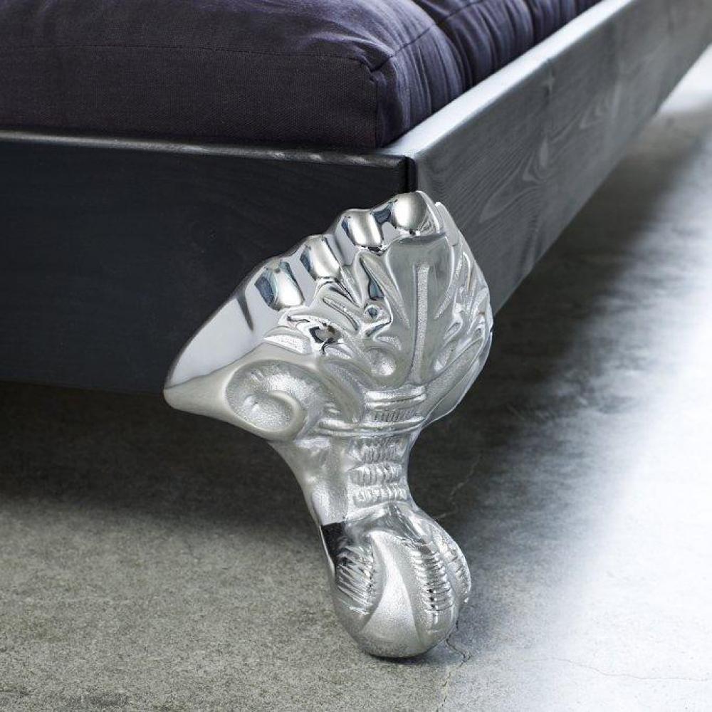 Lit EAGLE BED avec tête de lit imprimée flower