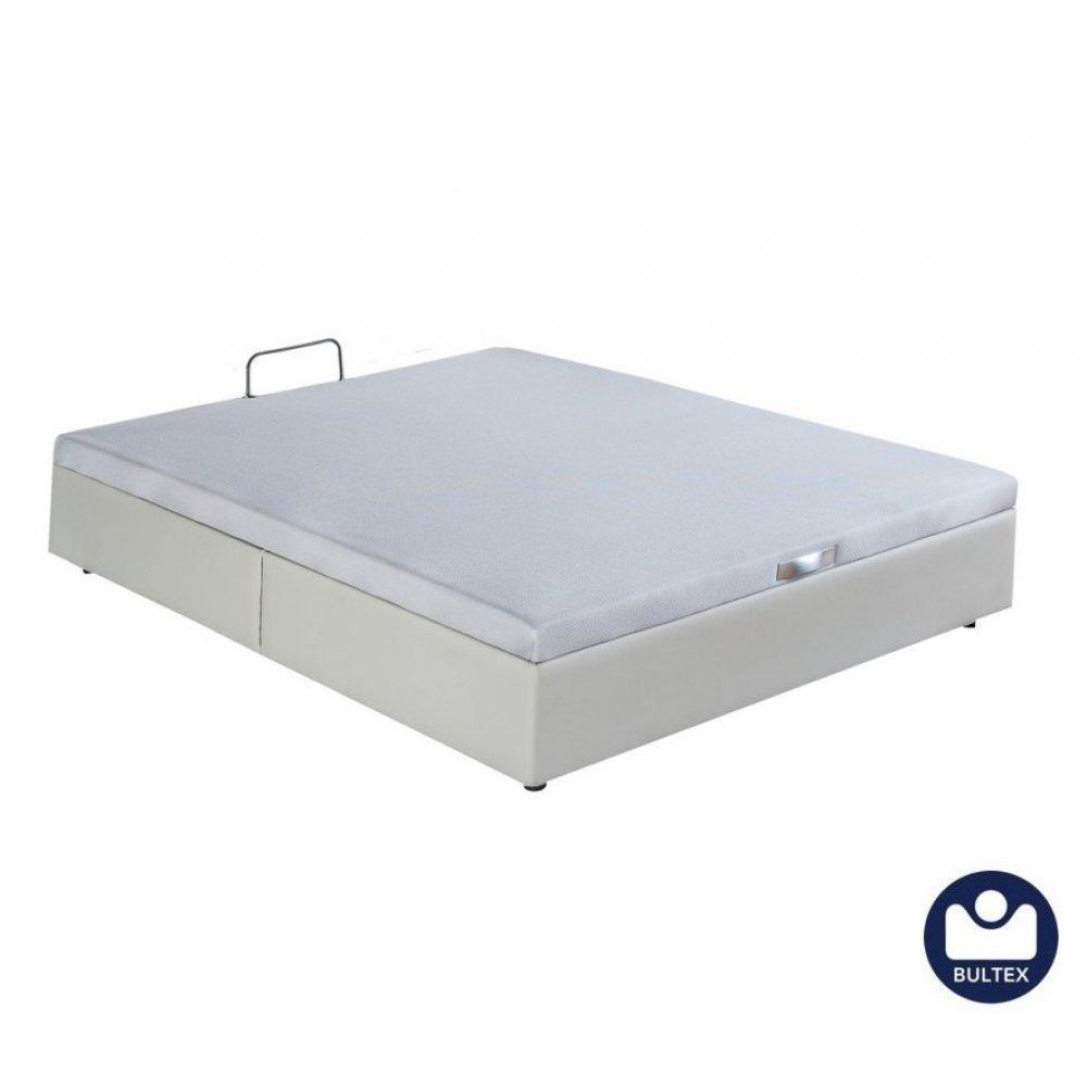 Canap convertible au meilleur prix bultex sommier coffre for Canape quartz but