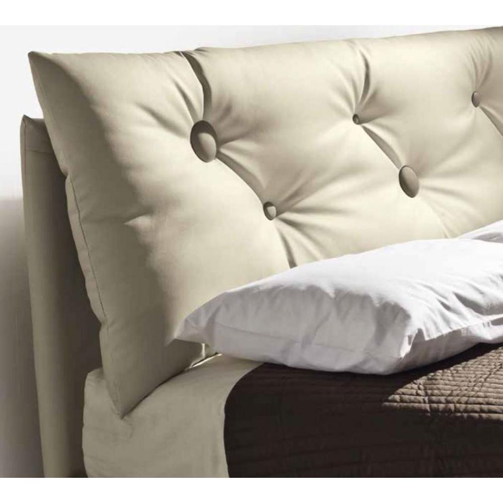 lits coffres chambre literie lit coffre montrouge 160 200cm avec t te de lit coussin. Black Bedroom Furniture Sets. Home Design Ideas