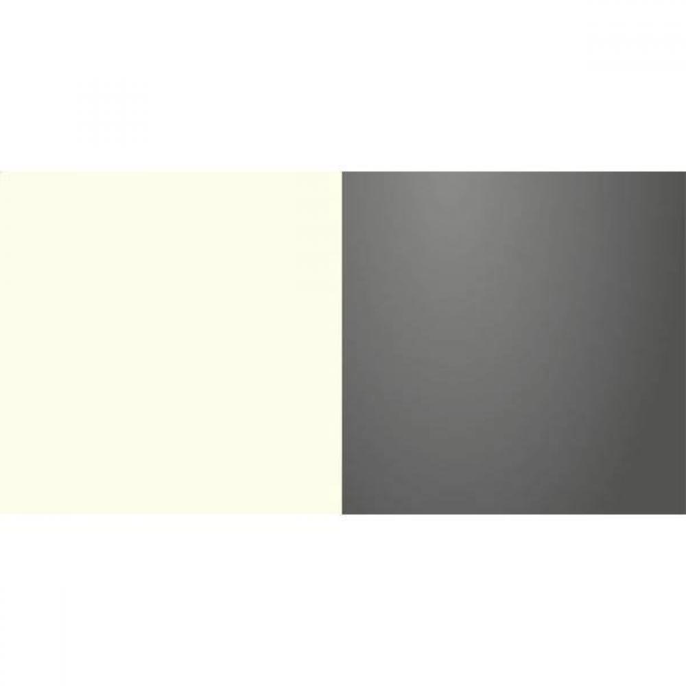 Lit DENVER blanc avec éclairages LED