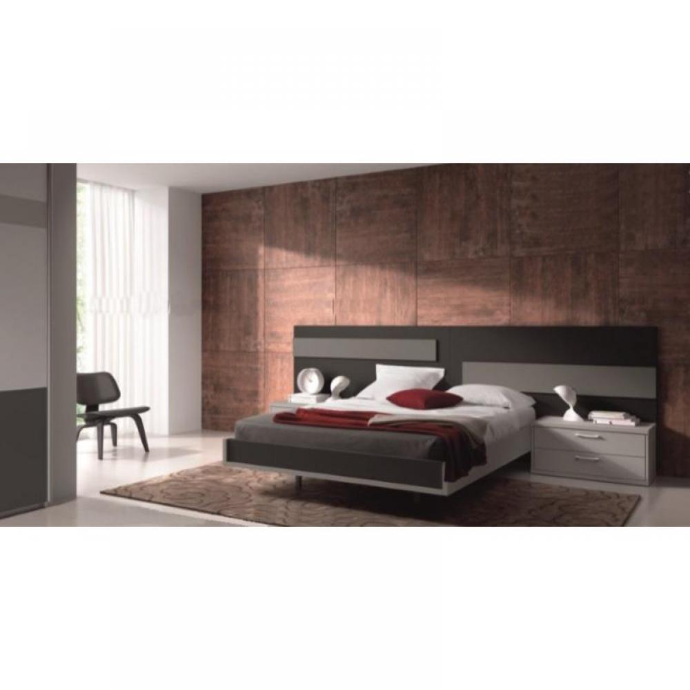 Chambre complète design DARIA couchage 140 x 190