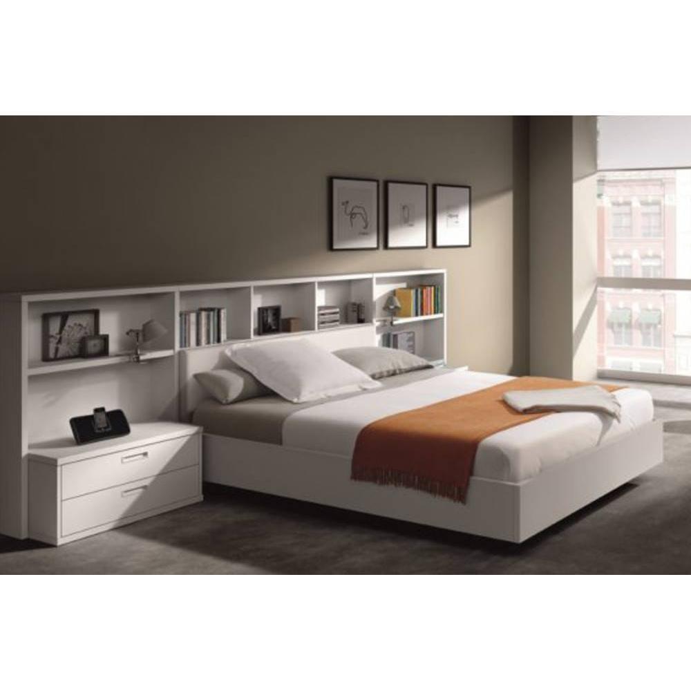 lit 2 personnes nina
