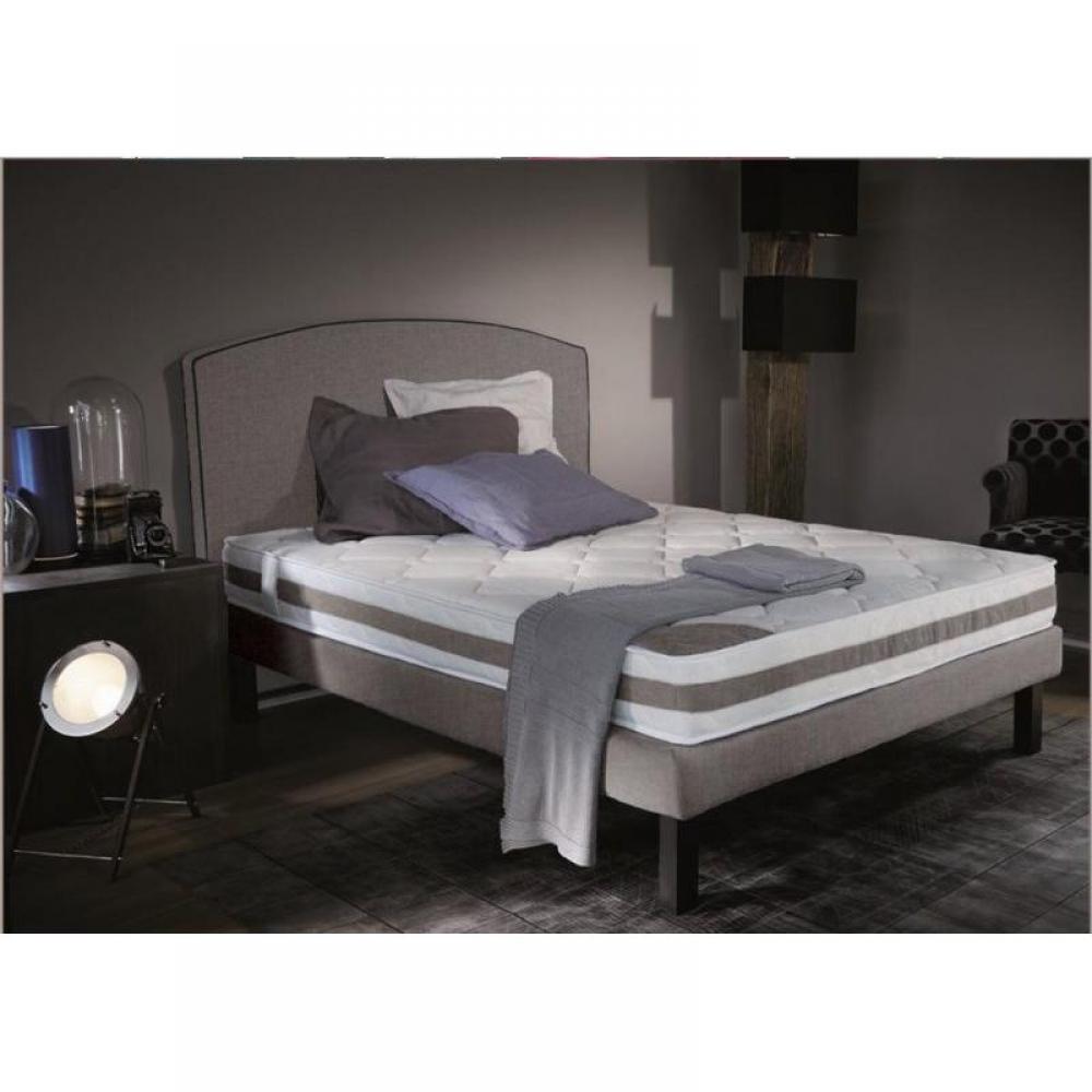 lits chambre literie ensemble de lit round telma coloris personnalisables longueur 190 ou. Black Bedroom Furniture Sets. Home Design Ideas
