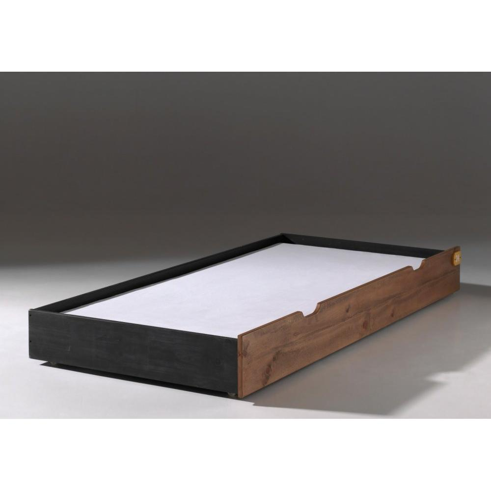 lits gigognes chambre literie lit gigogne manufacture en pin massif inside75. Black Bedroom Furniture Sets. Home Design Ideas