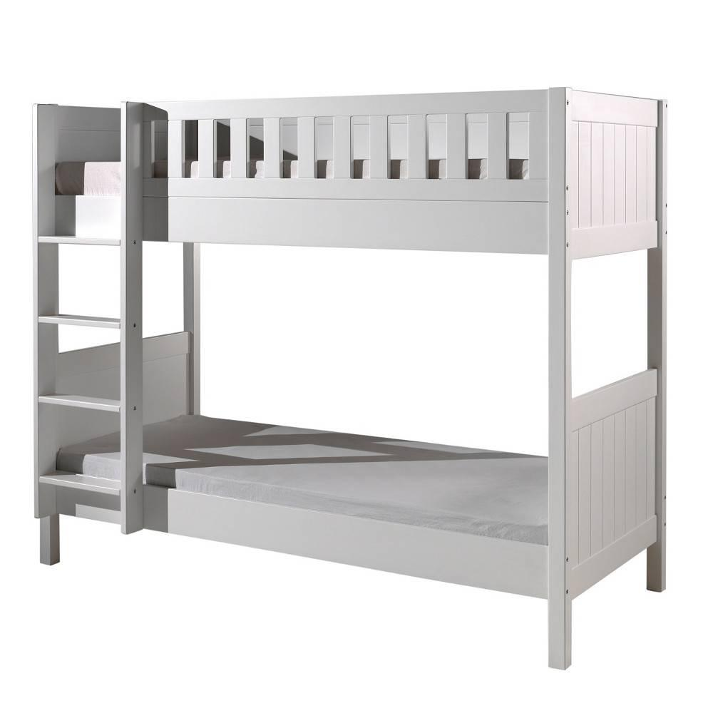 lits enfant chambre literie lit superpos gigogne diesel blanc inside75. Black Bedroom Furniture Sets. Home Design Ideas