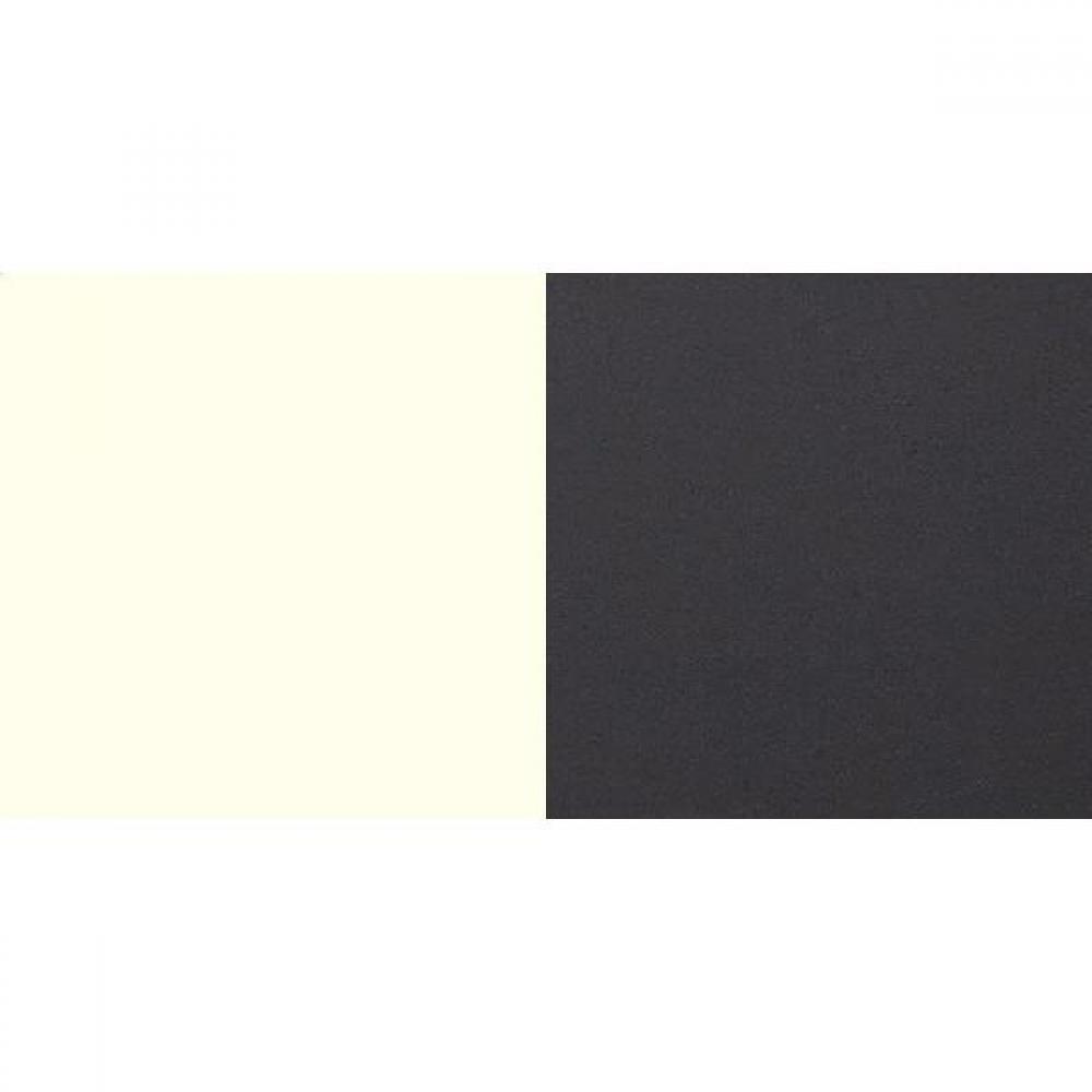 Lit THALIA blanc/anthracite 160*200cm