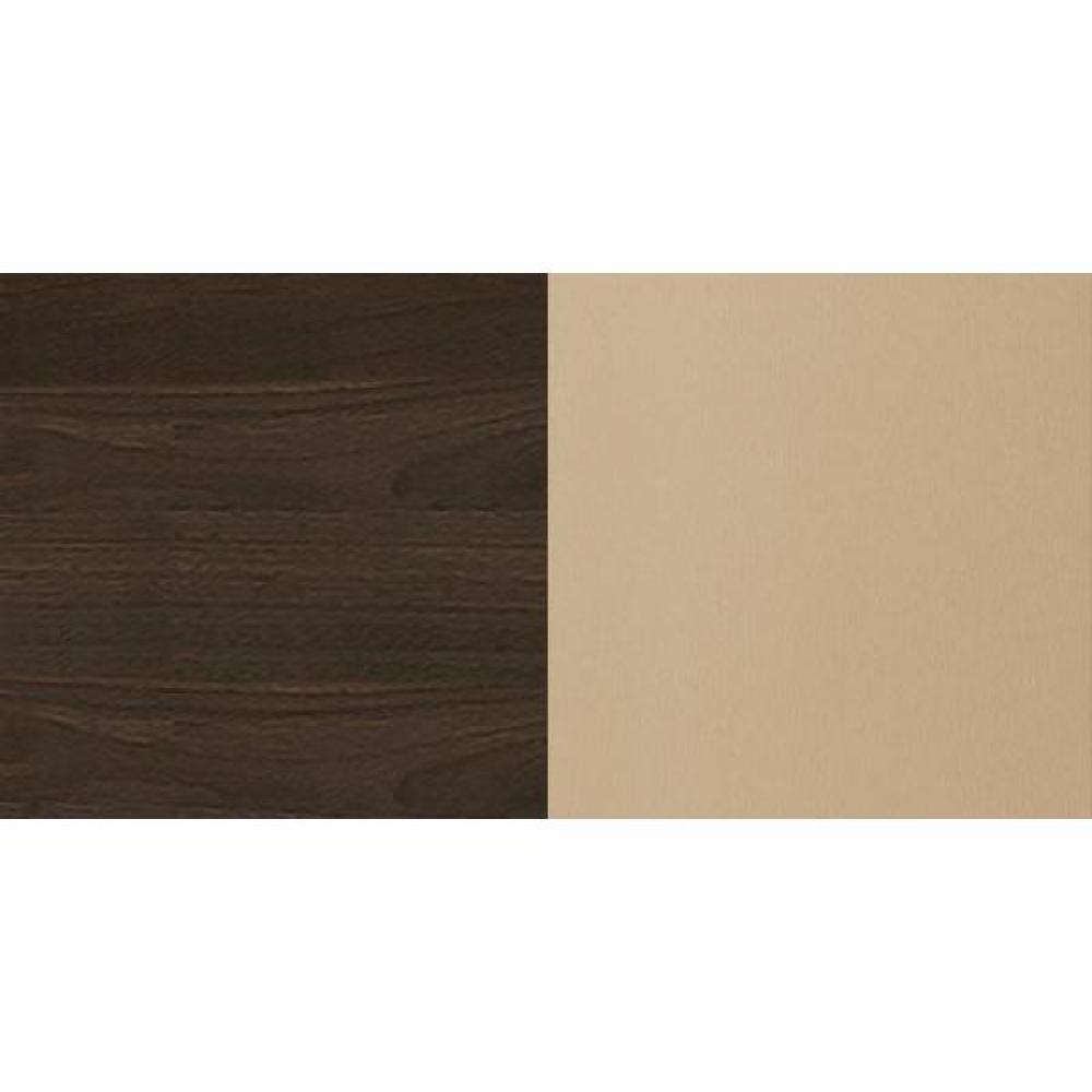 Lit THALIA noyer/beige 180*200cm