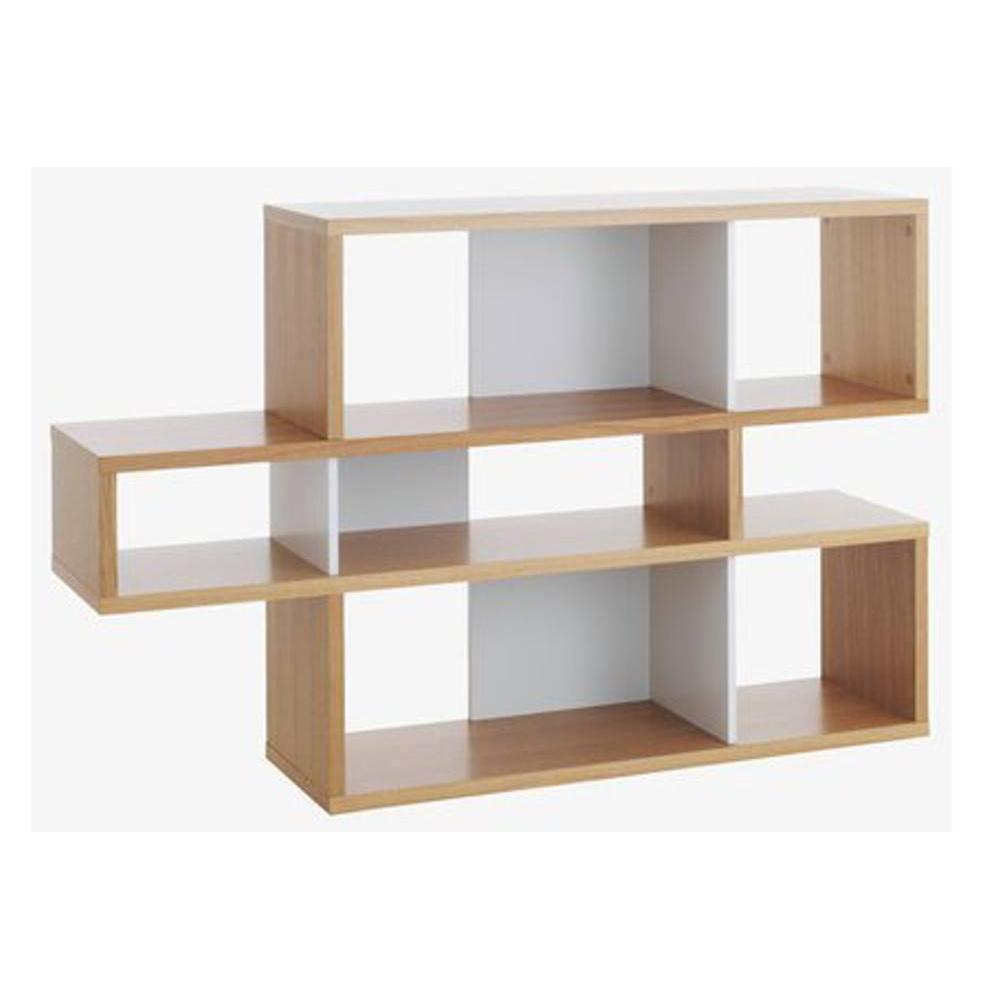 biblioth ques tag res meubles et rangements london biblioth que design 3 niveaux ch ne avec. Black Bedroom Furniture Sets. Home Design Ideas