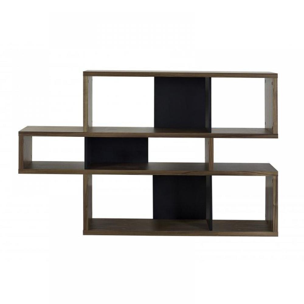 tag res de s paration meubles et rangements temahome london biblioth que design 3 niveaux. Black Bedroom Furniture Sets. Home Design Ideas