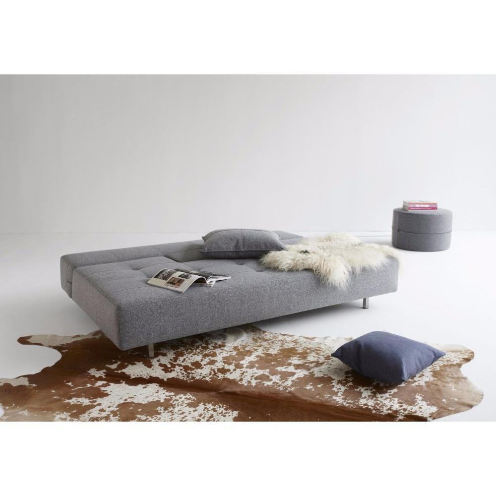 canap convertible au meilleur prix canap mobile sur roulettes long horn gris twist granite. Black Bedroom Furniture Sets. Home Design Ideas