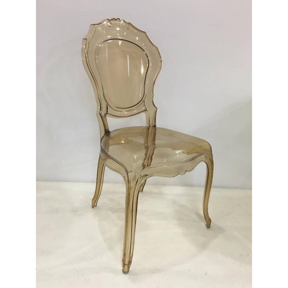 Chaise design ergonomique et stylis e au meilleur prix lot de 12 chaises design napoleon en - Chaise design polycarbonate ...