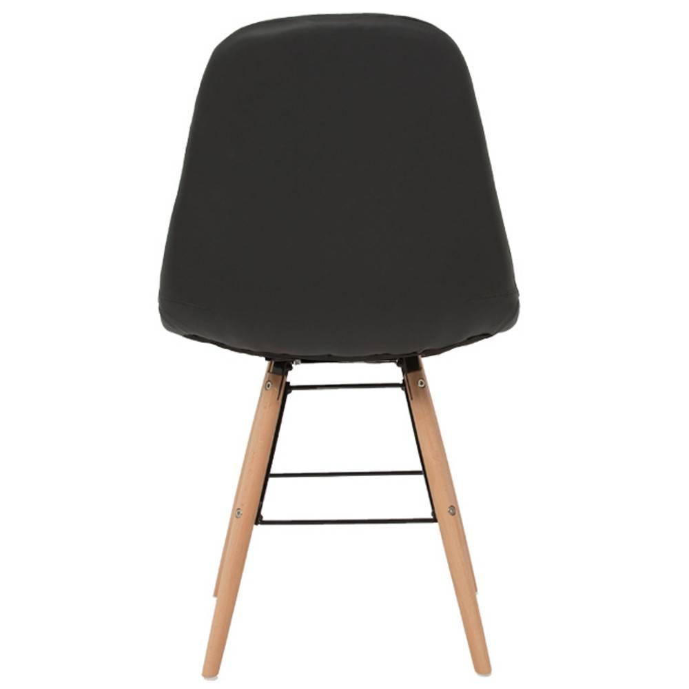 Chaise design ergonomique et stylis e au meilleur prix for Lot de 6 chaises scandinave