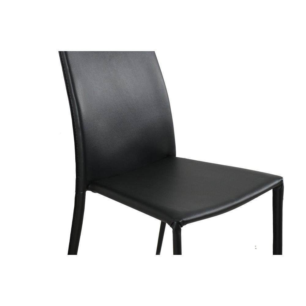 Chaise design ergonomique et stylis e au meilleur prix for Lot de 6 chaises design