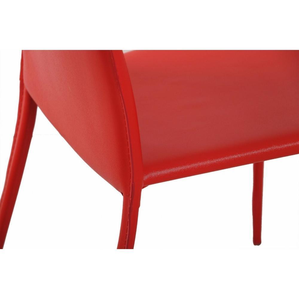 chaise design ergonomique et stylis e au meilleur prix lot de 6 chaises design polo en tissu. Black Bedroom Furniture Sets. Home Design Ideas