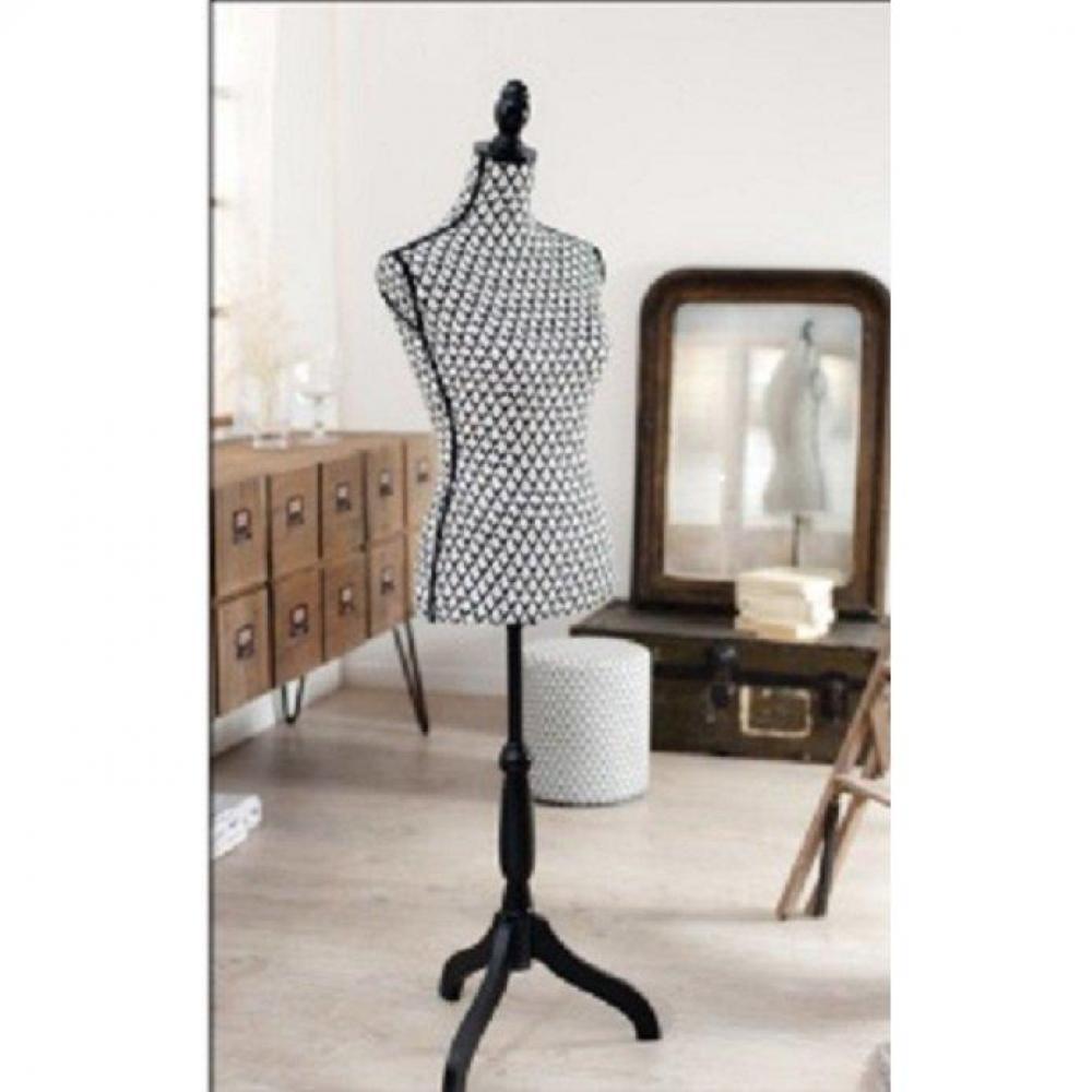 Mannequins meubles et rangements mannequin de couture buste valentine inside75 - Buste de couture ikea ...