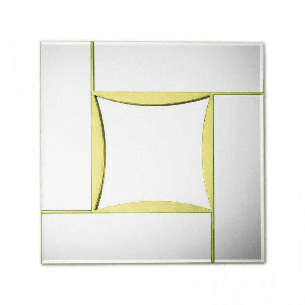 Miroirs meubles et rangements marianne miroir mural for Meuble mural en verre