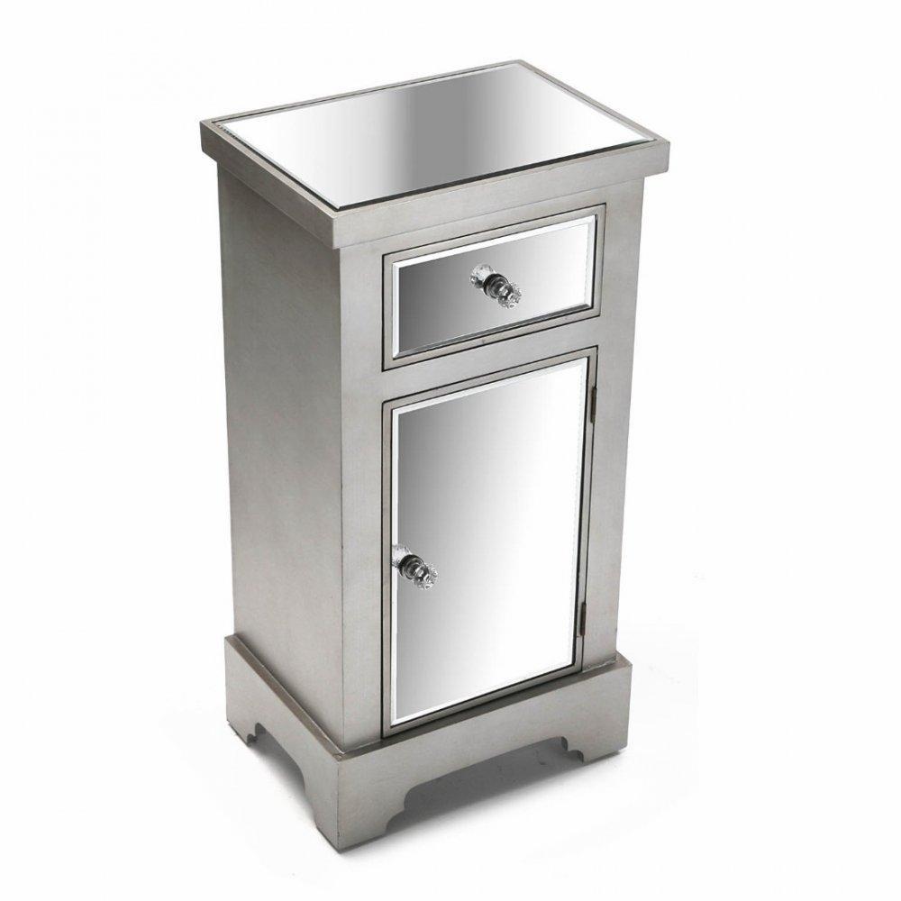 Commodes meubles et rangements commode marsala 1 tiroir for Commode tiroir et porte