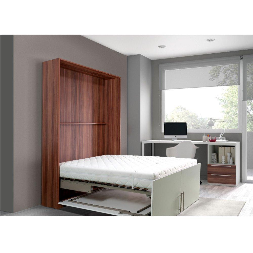 canap s convertibles ouverture rapido armoire lit marseille couchage 90 190cm inside75. Black Bedroom Furniture Sets. Home Design Ideas