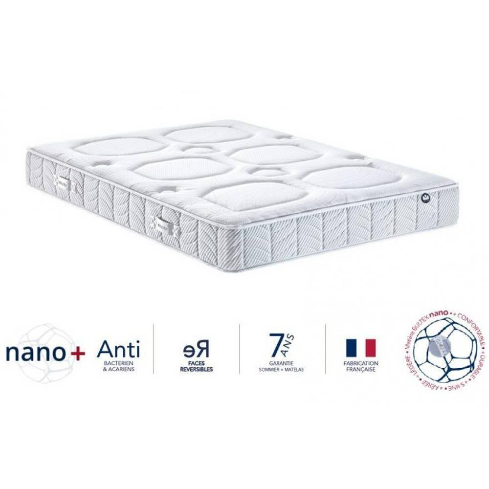 matelas chambre literie bultex matelas 80 190 cm i novo 920 paisseur 23cm inside75. Black Bedroom Furniture Sets. Home Design Ideas