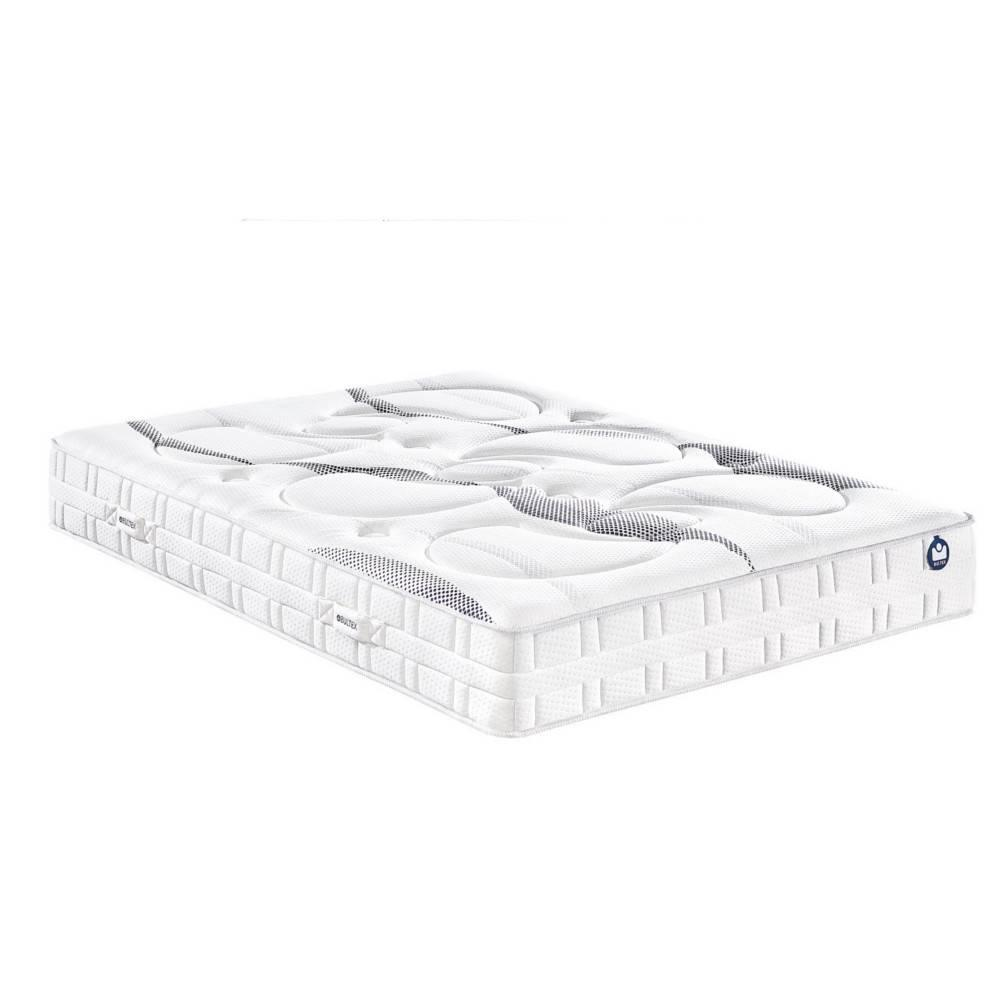 matelas chambre literie bultex matelas pureness 160 25 190 cm inside75. Black Bedroom Furniture Sets. Home Design Ideas