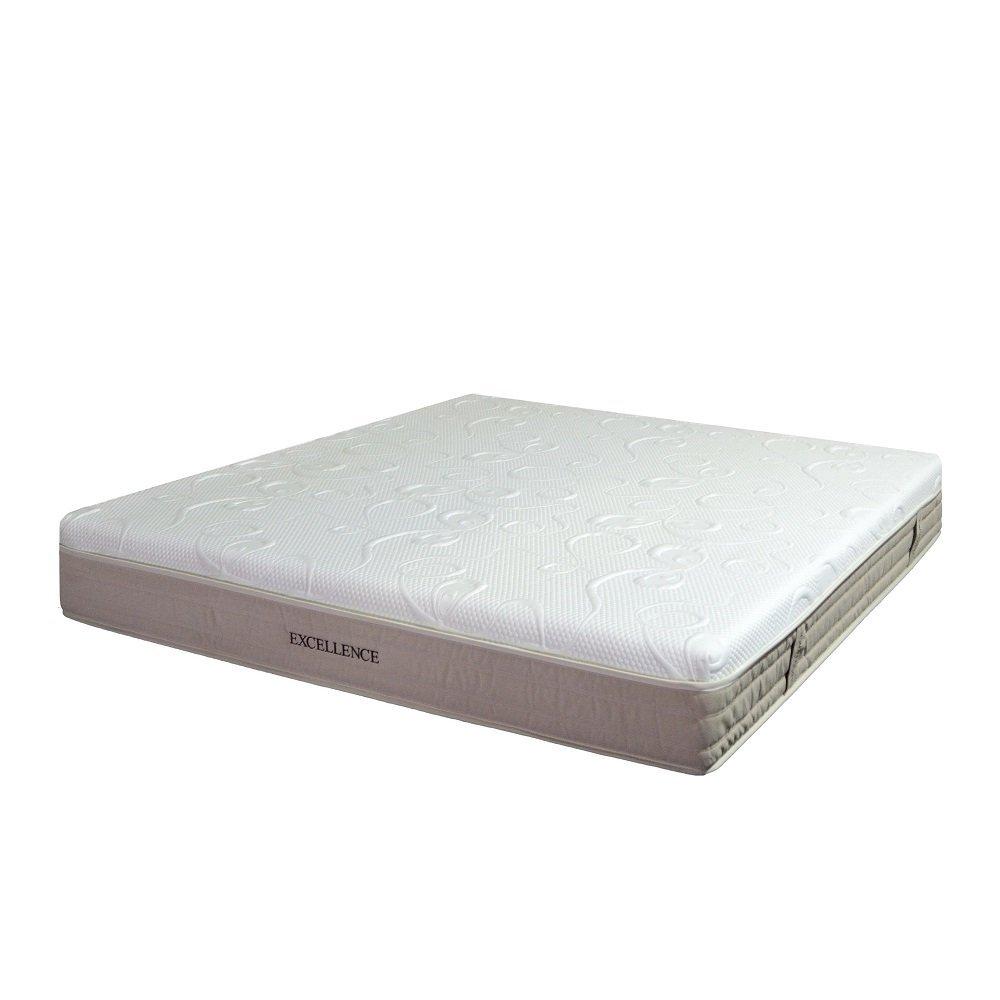 Matelas Eco-Confort Ressorts Ensaches 7 Zones couchage 80*200cm épaisseur 25cm