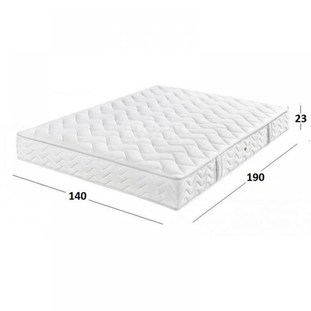 matelas ressorts au meilleur prix matelas brasilia 140 190cm paisseur 23cm face t hiver. Black Bedroom Furniture Sets. Home Design Ideas