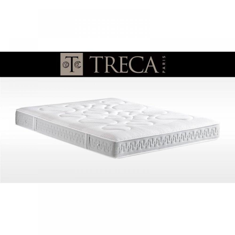 matelas treca chambre literie matelas treca aurora 140 200 cm suspension air spring 500. Black Bedroom Furniture Sets. Home Design Ideas