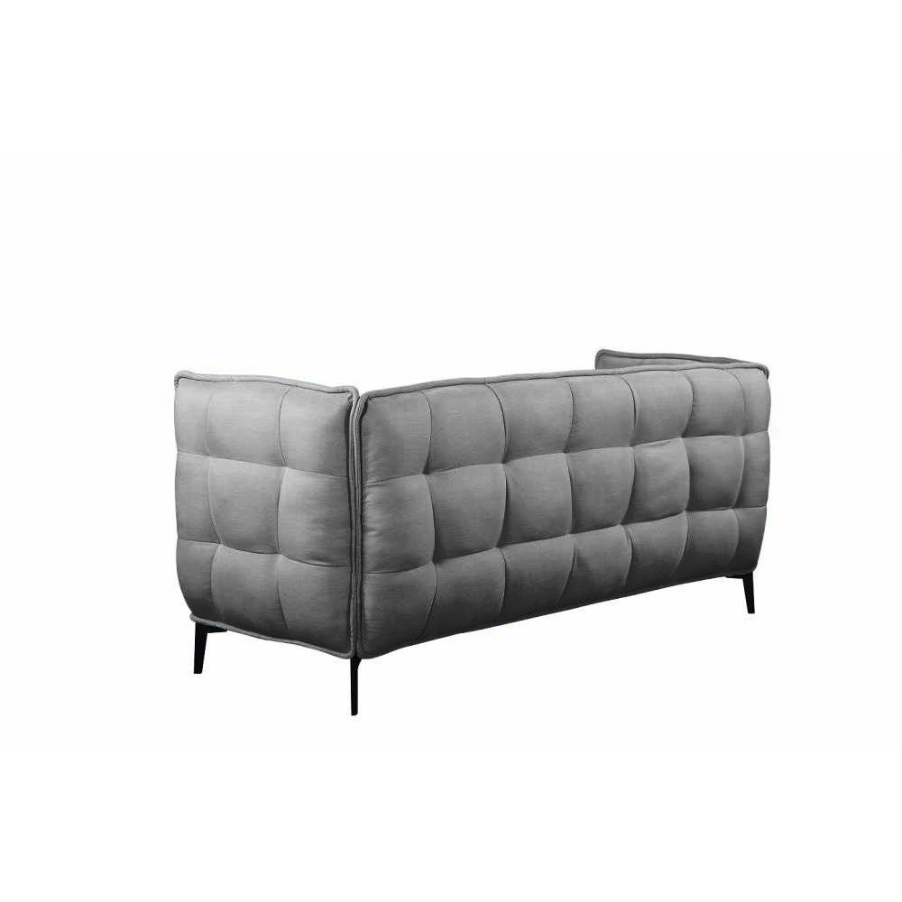 canap fixe confortable design au meilleur prix canap 3 places style scandinave meldola. Black Bedroom Furniture Sets. Home Design Ideas