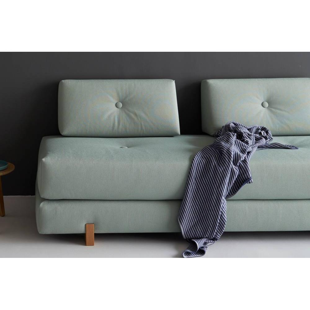 canap fixe confortable design au meilleur prix m ridienne design sigmund wood vert coastal. Black Bedroom Furniture Sets. Home Design Ideas