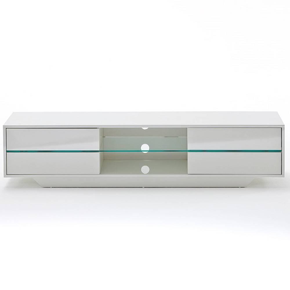 Meubles Tv Meubles Et Rangements Meuble Tv Design Bosco 4  # Meuble Tv Integre Electrique